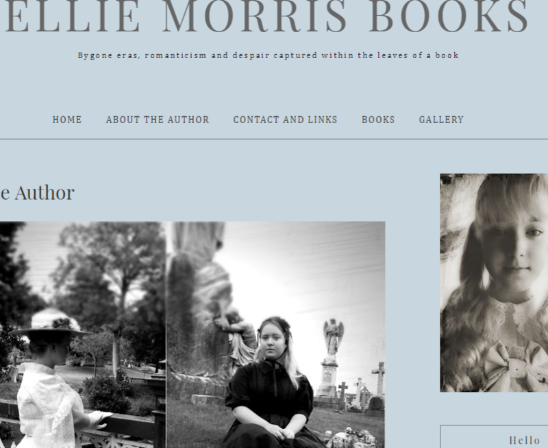 Please Follow Me on my New Blog!